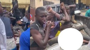 arrested for allegedly killing a friend for money ritual