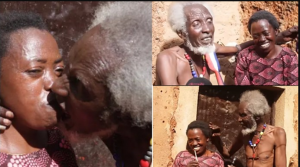 100-year-old man finds the love of his life