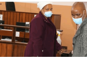South African woman hires hitman to kill her husband and 81-year-old mother-in-law
