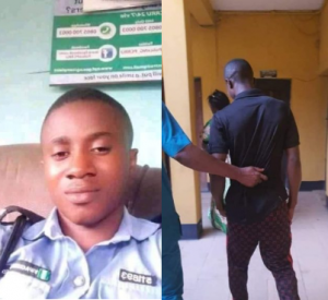 Police officer accused of raping student of Abia Polytechnic is suspended and will face trial