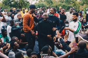 My Support For #EndSARS Protest Put Me In Trouble - Davido