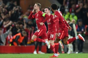 Player ratings as Liverpool defeat Milan at Anfield in a five-goal thriller