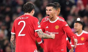 3 things you might have missed from Man Utd UCL game