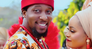 Reality star, Chris Adah reacts after being trolled for marrying a younger man