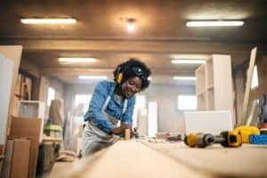 Why Should Women Work in Male-Dominated Industries?