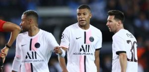 Messi, Neymar and Mbappe underperform on their debut together