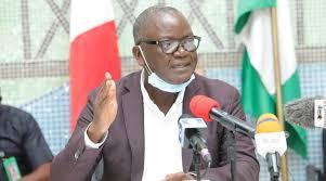 Sycophants ruling Nigeria - Governor Ortom