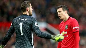 Manchester United vs Everton - Player Ratings as United draw 1 - 1