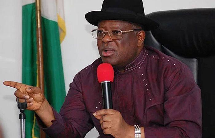 Shocking! Ebonyi state governor reveals identity of unknown gunmen