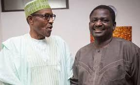 I fell in love with Buhari