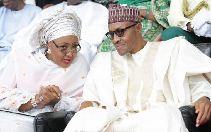 President Buhari appoints new aides for first lady Aisha