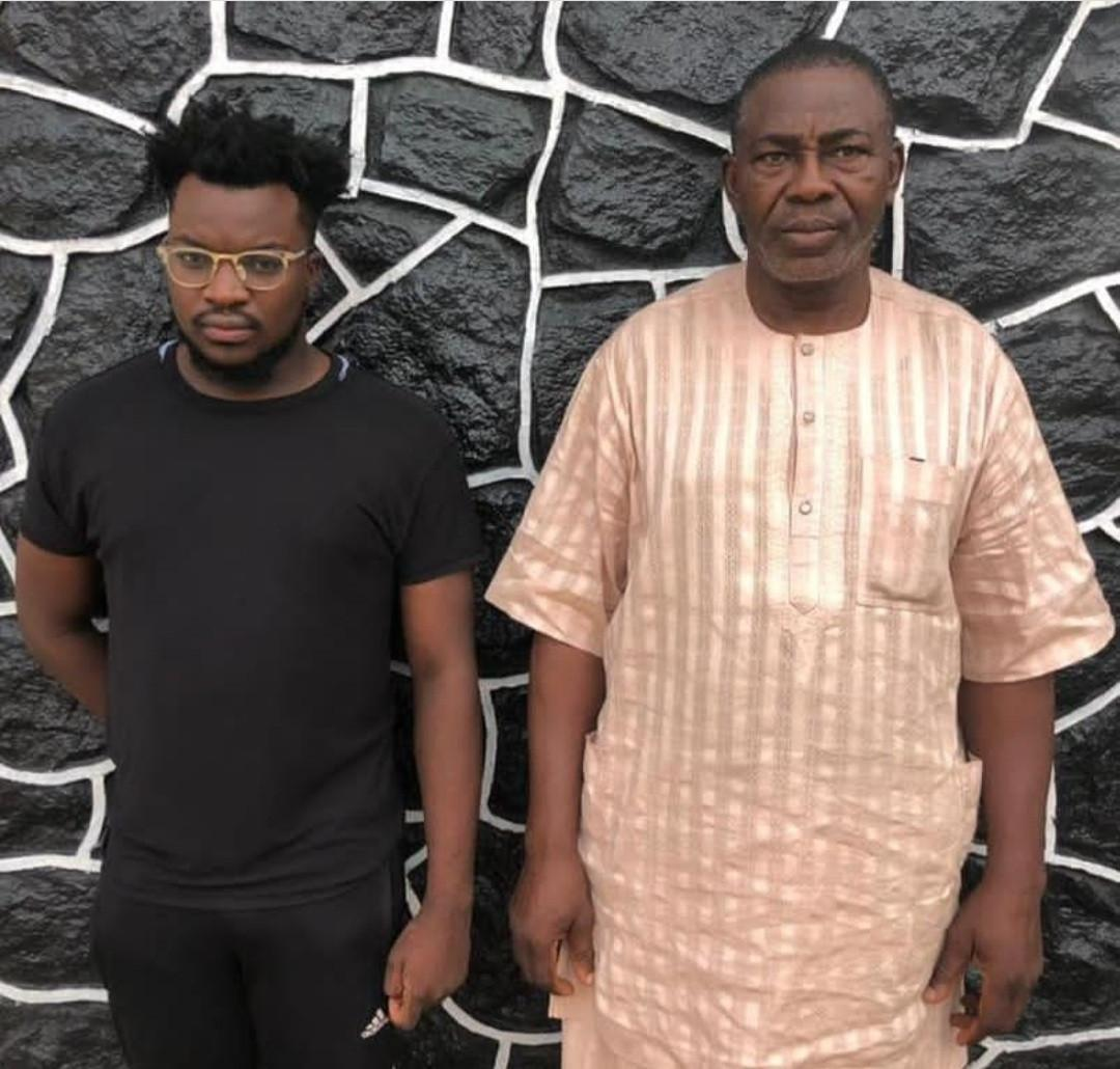 Father And Son Apprehended By EFCC