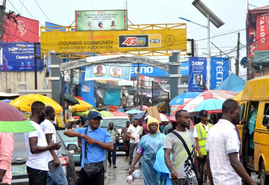 Top 5 Markets in Lagos - you need to visit them ( computer village)