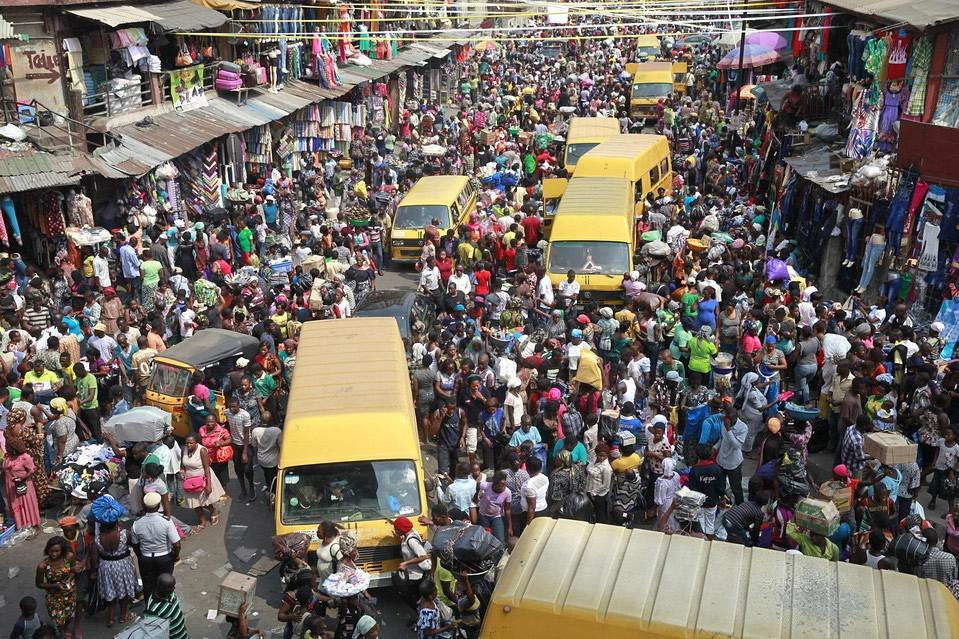 Top 5 Markets in Lagos - you need to visit them (Balogun Market)