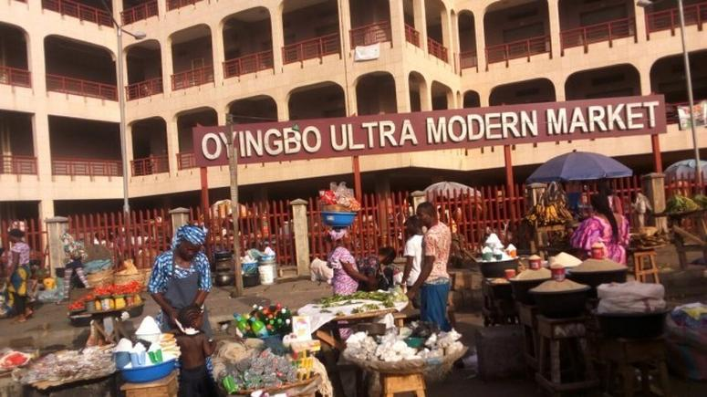 Top 5 Markets in Lagos - you need to visit them ( Oyingbo Market)