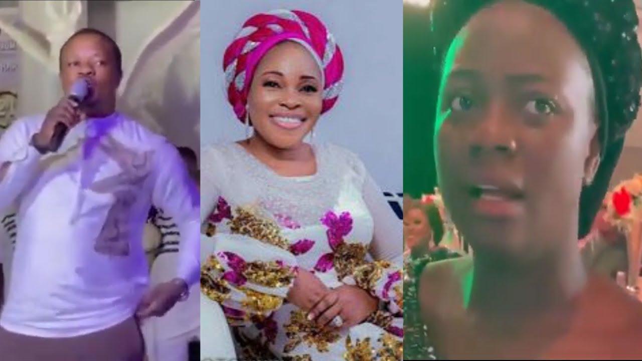 Oniduro mi: Lanre Teriba Blasts Tope Alabi In Public (Video)