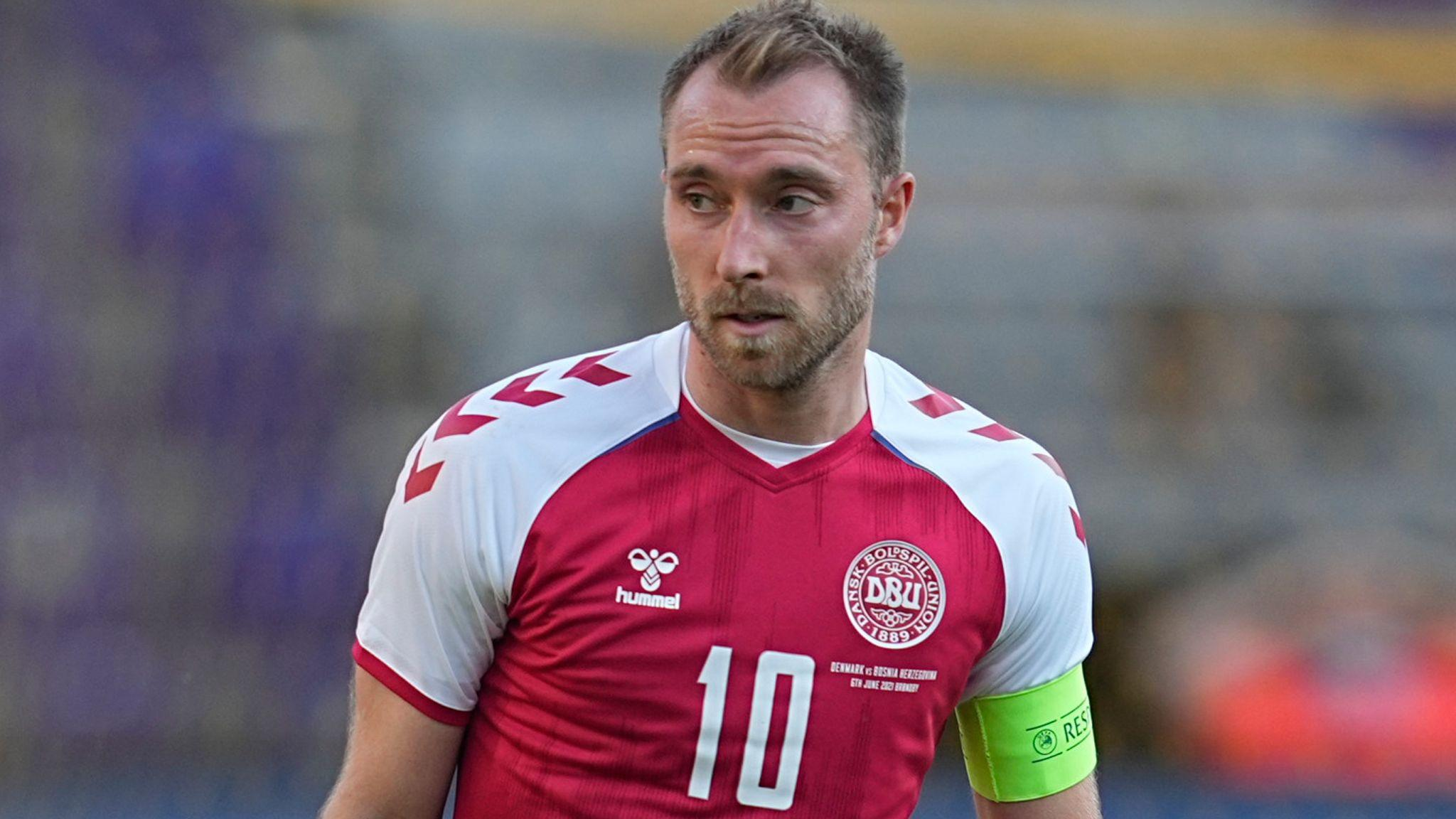 Christian Eriksen To Have Heart