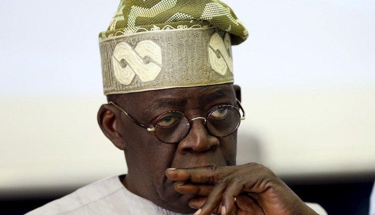Why we cannot arrest Tinubu now