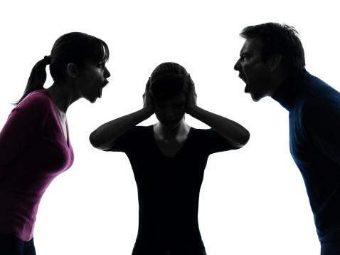 6 negative Effects of Parents Fighting