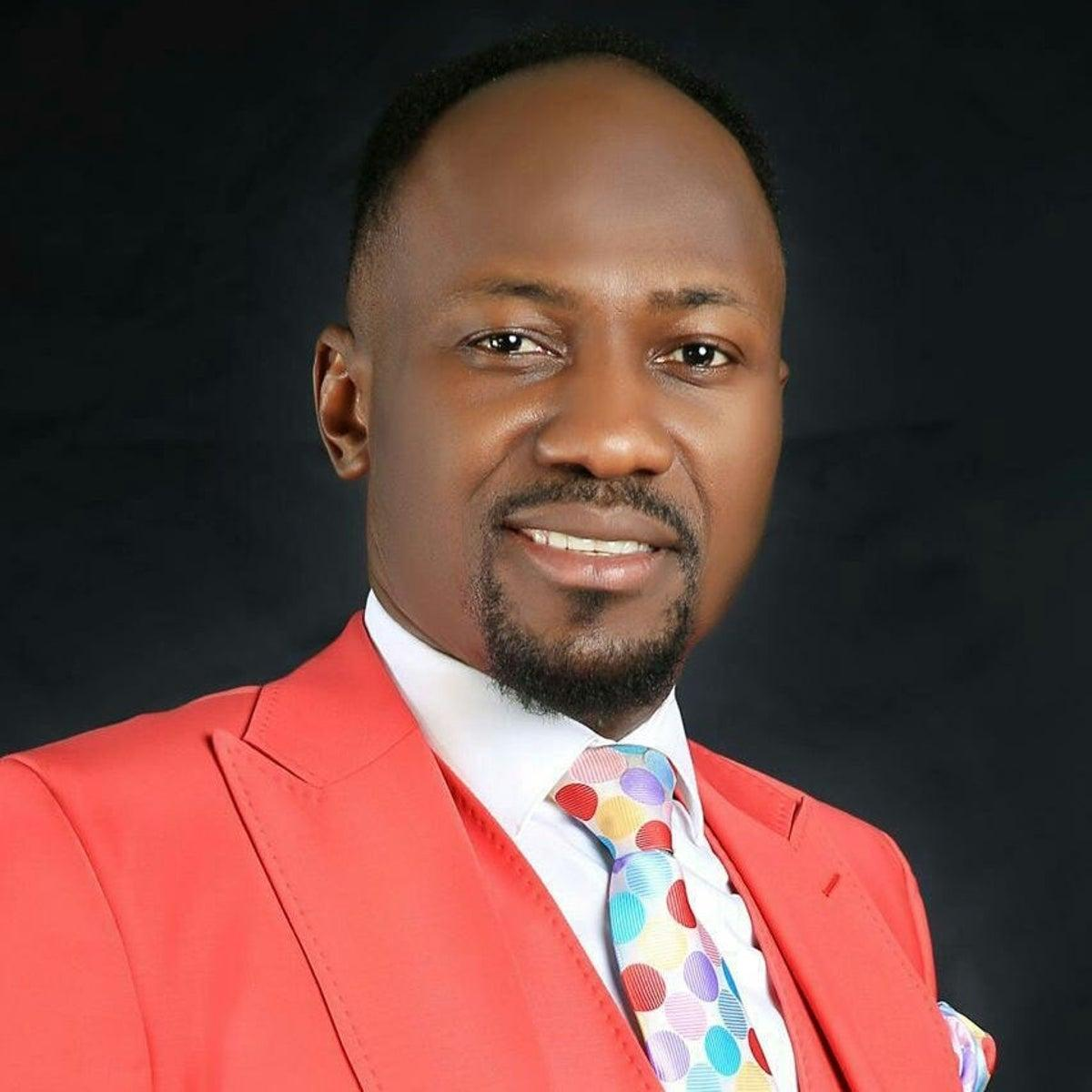 Apostle Johnson Suleman Blows Hot On Men Who Beat Their Wives (Video)