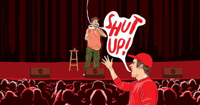 Do You Support Stand Up Comedy In Church?