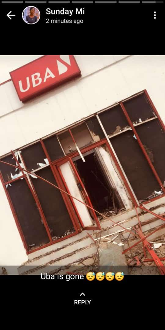One Dies As Robbers Attack Commercial Banks In Iree Community Osun State