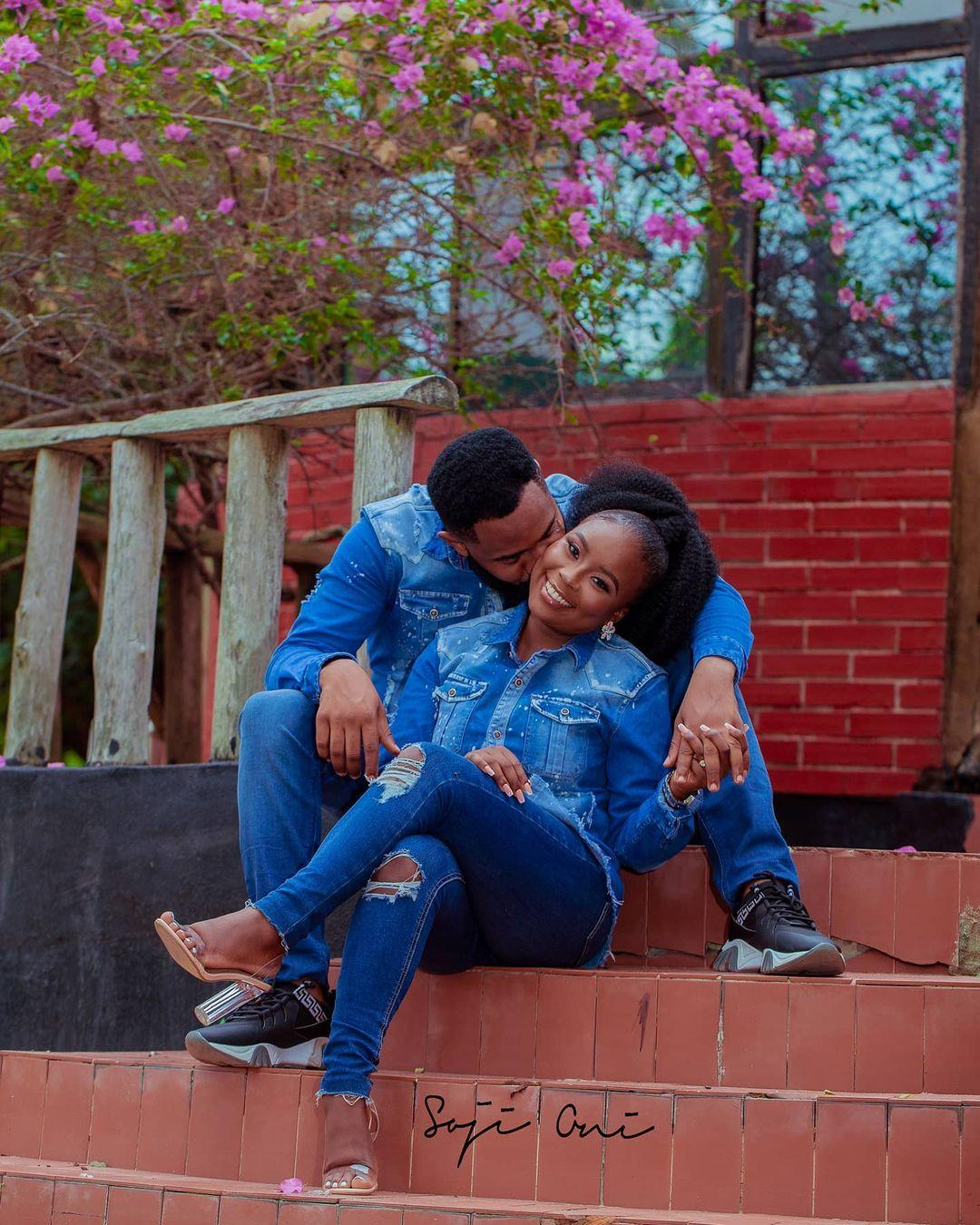 WOLI AROLE BECOME A LOVER BOY AS HE EULOGISES HIS SWEETHEART
