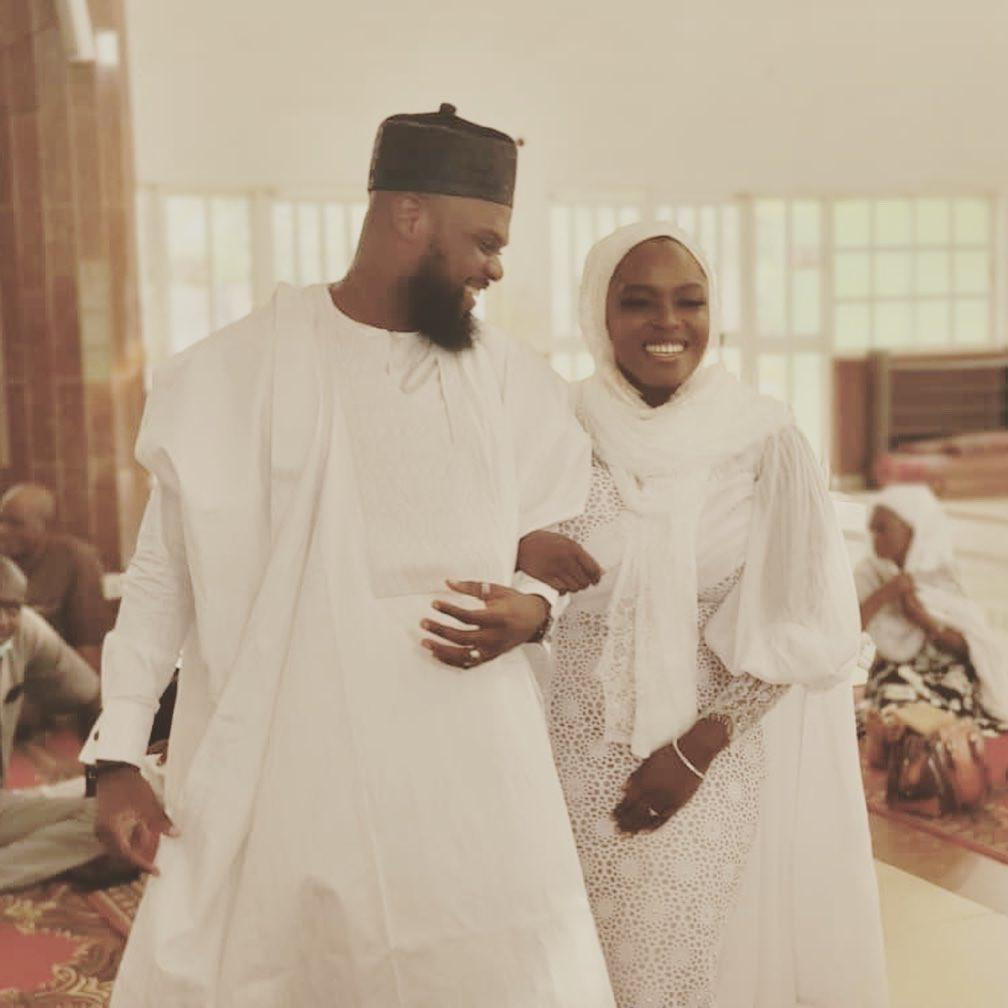 Nigerian Muslim man